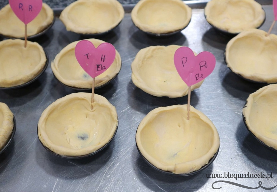 Workshop de Pastéis de Nata