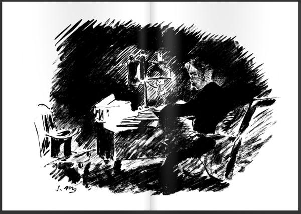 Resenha, O-Corvo, Edgar-Allan-Poe, Darkside, poema, ilustração, ebook