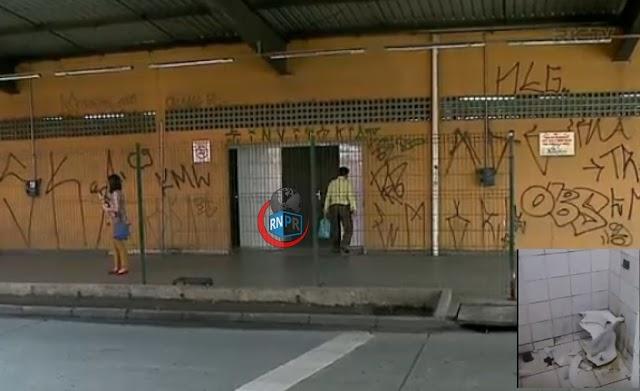 Terminal do Maracanã está abandonado e de quem é a culpa?