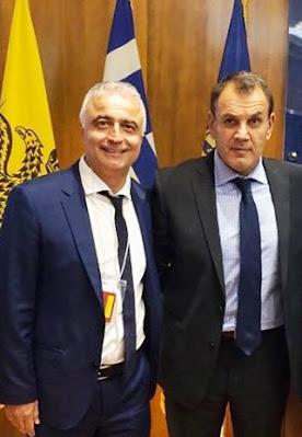 Να ξεκαθαρίσει το συγκεχυμένο καθεστώς αναφορικά με τα εργασιακά δικαιώματα των Εθνοφυλάκων ζητά ο Λάζαρος Τσαβδαρίδης