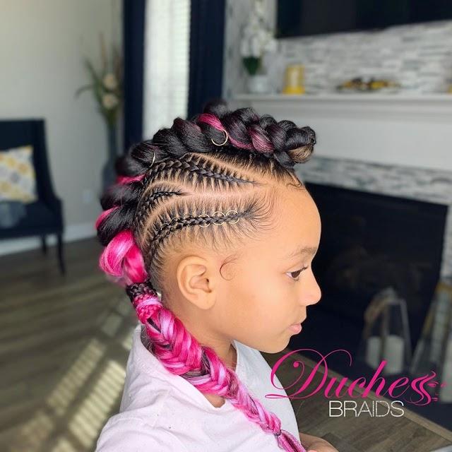 Top 20 African Braids & Weaving Hairstyles 2021: Best Hairstyles Ideas to Rock 2021