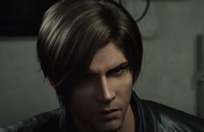 Resident Evil Infinite Darkness Episode 3 Subtitle Indonesia