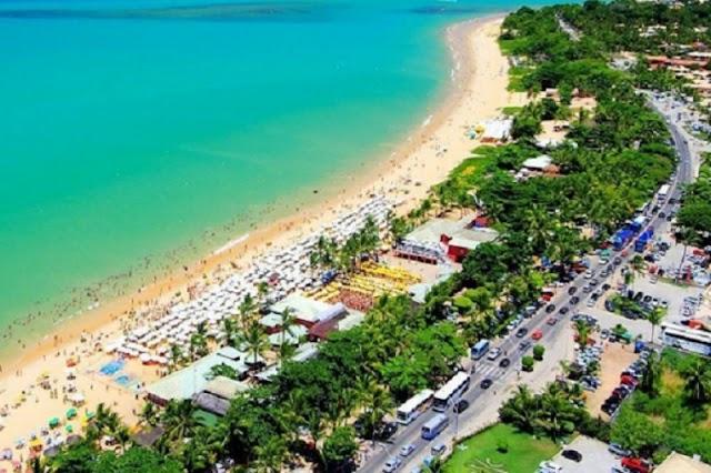 Porto Seguro, um paraíso que vem atraindo investidores no setor imobiliário