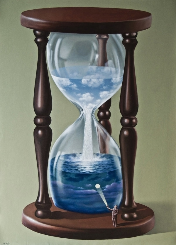 12-In-Search-of-the-Lost-Time-Mihai-Cristeis-Surreal-Art-and-Optical-Illusion-Paintings-www-designstack-co