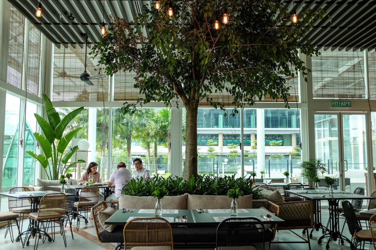 Restaurants Kitchen Design Eat Drink Kl Botanica Co Bangsar South