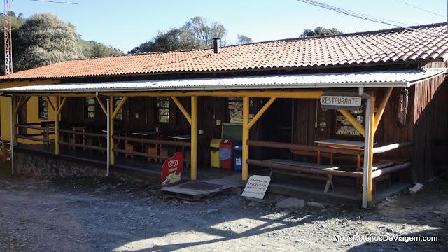 Restaurante Cascata Véu de Noiva - Urubici / SC