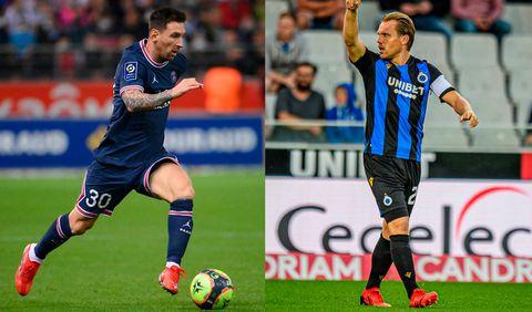 Hoy PSG vs. Brujas EN VIVO: ESPN y HBO Max transmiten la Champions League