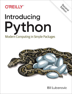 Introducing Python, 2nd Edition PDF Github