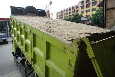 harga pasir bangka 1 truk agenpasir.com