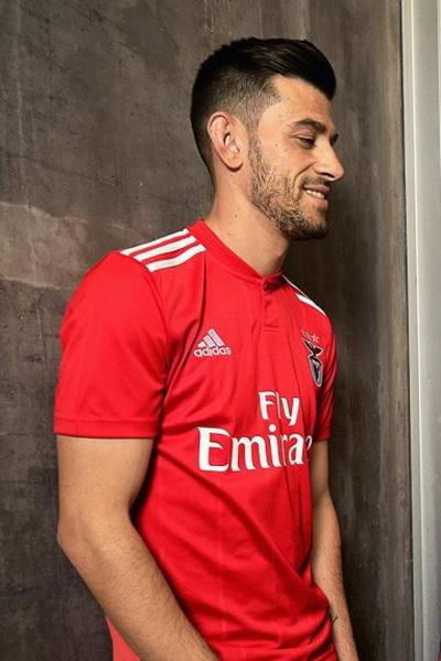 Camiseta SL Benfica Ferreyra