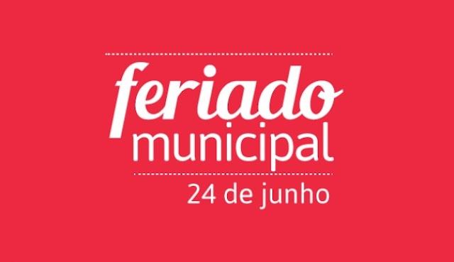 CANARANA: De acordo Decreto n° 329, próxima quinta-feira 24 será feriado de São João em todo o município