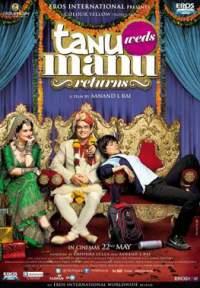 Tanu Weds Manu Returns 2015 Hindi Full Movies Free Download 480p BluRay