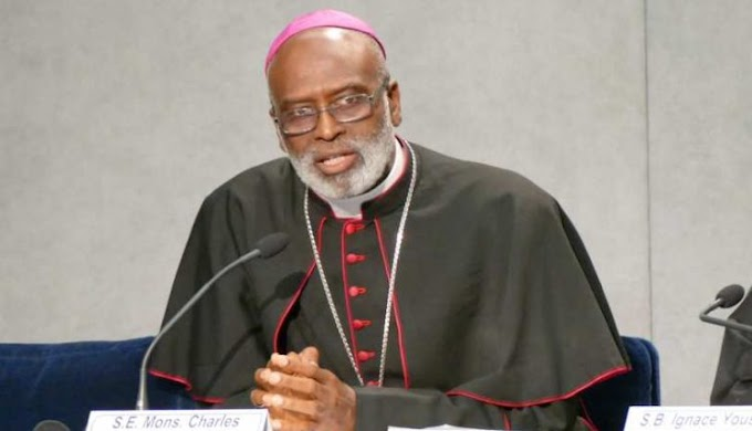 Palmer-Buckle appointed Archbishop of Cape-Coast