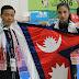 ९ पदकसहित नेपाल पाँचौं स्थानमा
