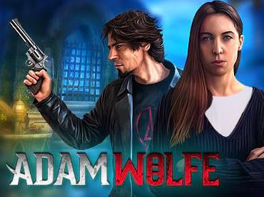 لعبة Adam Wolfe