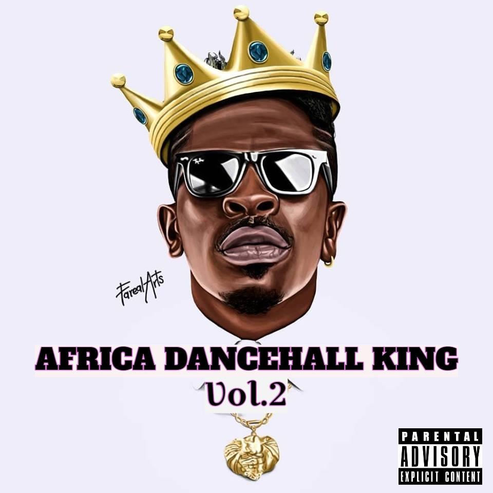 AFRICA DANCEHALL KING VOL.2 BY DJ SLIM HEAVY