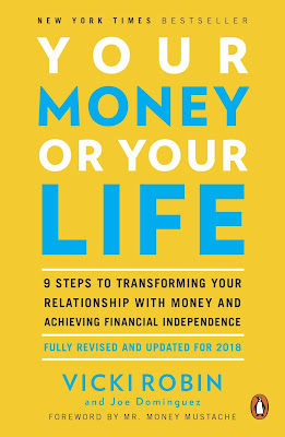 Your Money or Your Life Best 5 Financial Books To Read In 2019