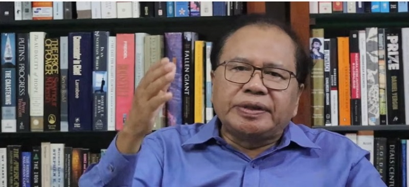 RR: Jangan Mimpi Ekonomi Pulih Dengan Model Kepemimpinan Jokowi