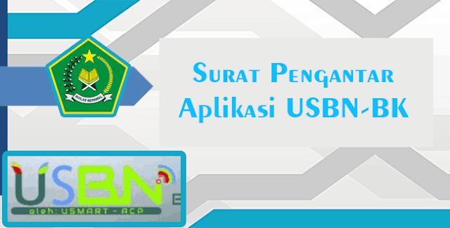 USBN-BK Resmi Dilaksanakan, Ini Surat Resmi Pengantar Aplikasi USBN-BK