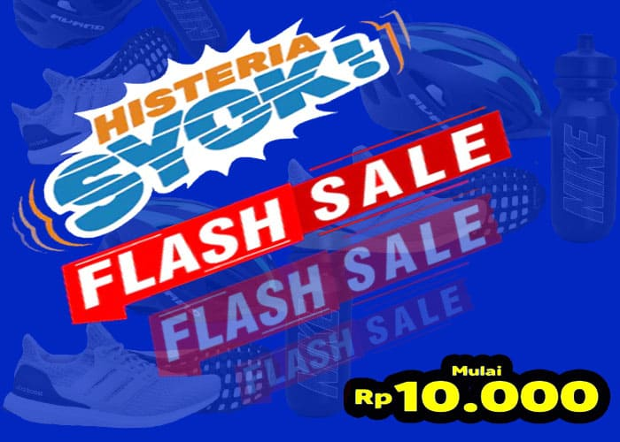 HARBOLNAS Makin Seru Bersama Flash Sale Blibli