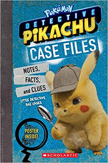 Pokémon: Detective Pikachu: Case Files