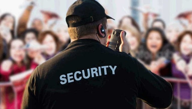 best business event security company secure