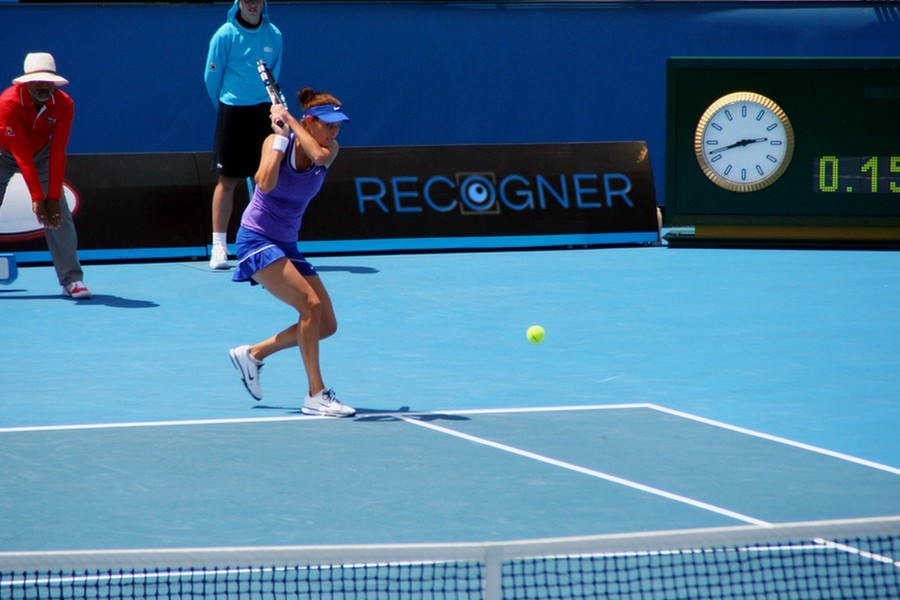 Recogner Tennis Mock Brand