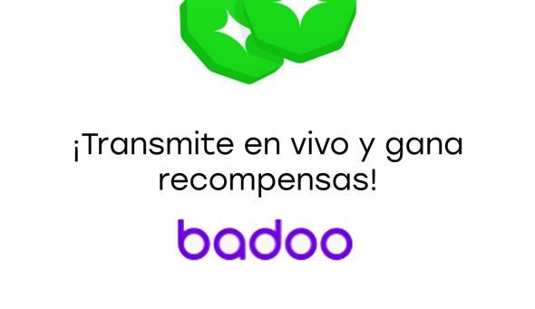 Descubre Como puedes Ganar dinero con Badoo Live