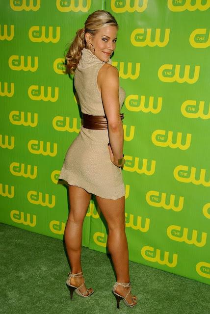 Brittany Daniels braless