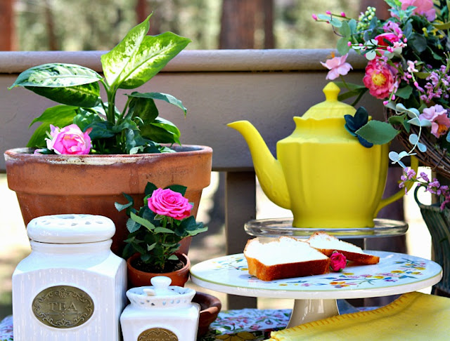 homemaking, christian, homemaker, outdoor, tea, table, decor, hostess