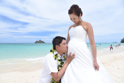 Hawaii Maternity Photos