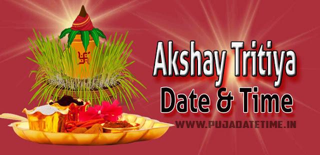Akshay Tritiya Date & Time