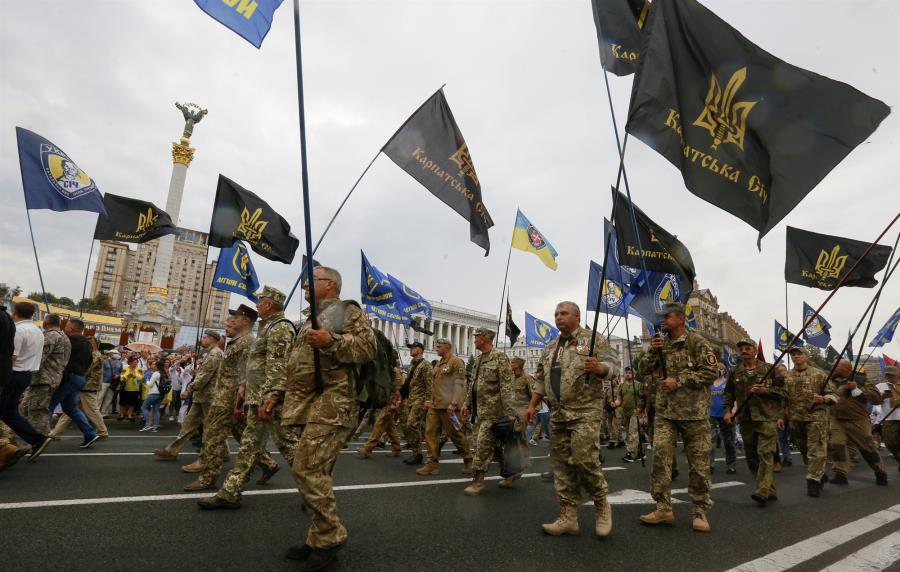 Ανησυχεί η Μόσχα για τη στρατιωτική συνεργασία Κιέβου - Άγκυρας