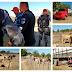 Policial do BOPE da cidade Sousa com apoio do subcomandante do 6º BPM recuperam 24 cabeças de Gado furtadas de São José de Piranhas