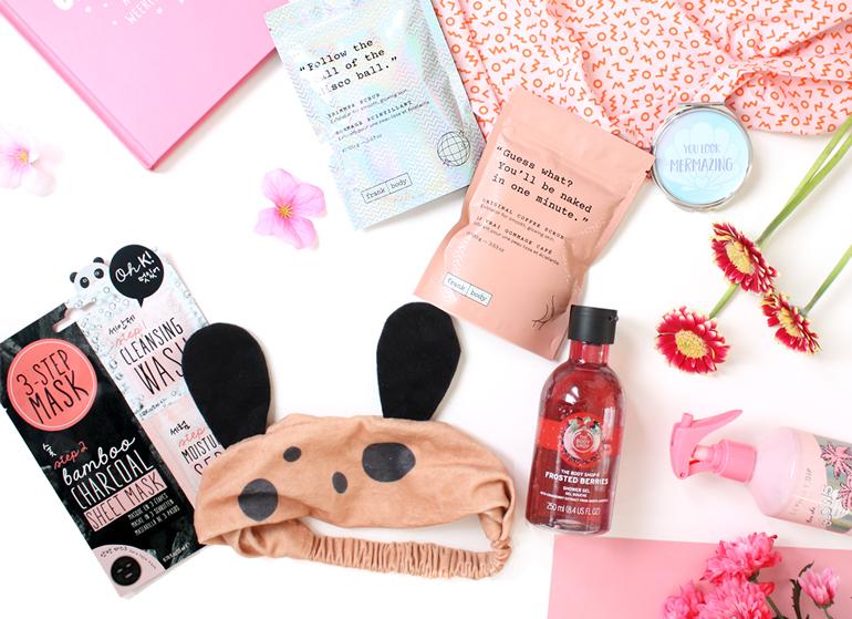 skincare beauty haul