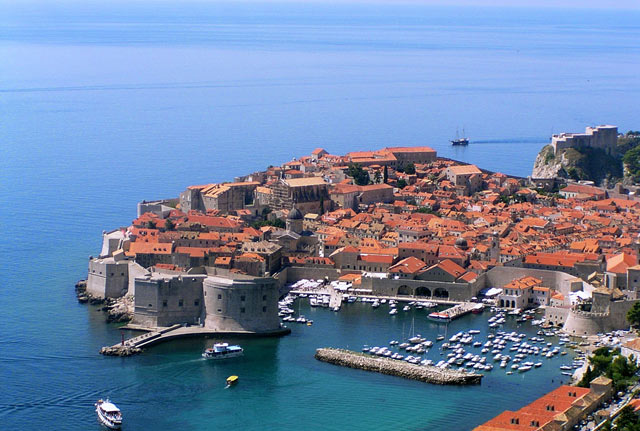Croatia, beautiful countries to visit in Eastern Europe