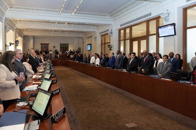 Consejo permanente de la OEA aprueba convocar órgano de consulta del Tiar en Venezuela