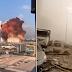 Massive explosion rocks in Lebanon's capital Beirut Photos, videos