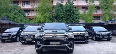 5 Jenis Mobil Yang Bisa Anda Sewa Di Kharisma Premium Rent Car