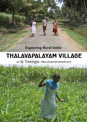 Thalavapalayam Rural tourism in South India