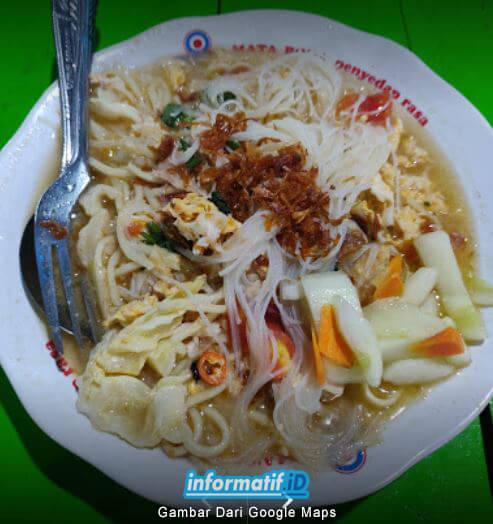 Kuliner Jogja - Bakmi Jawa - informatif.id