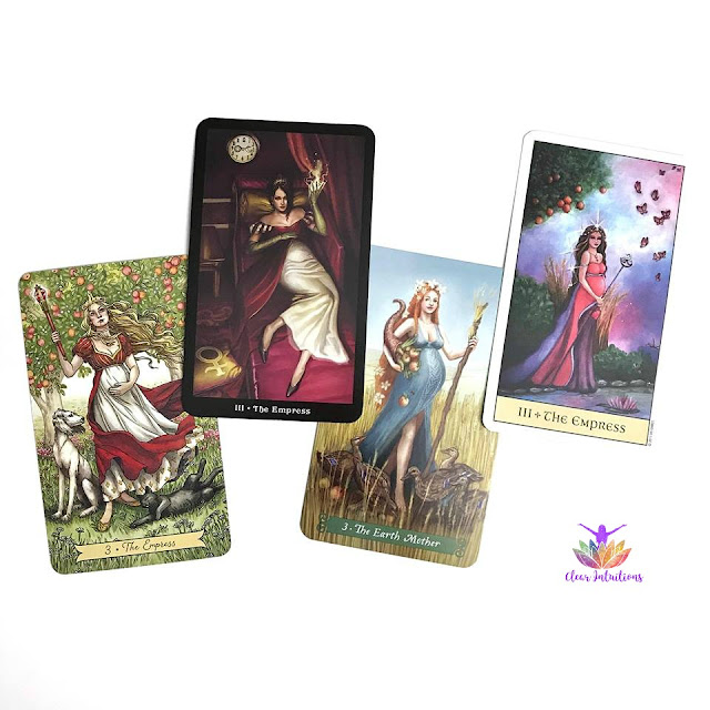 Comparing Tarot Cards for Understanding
