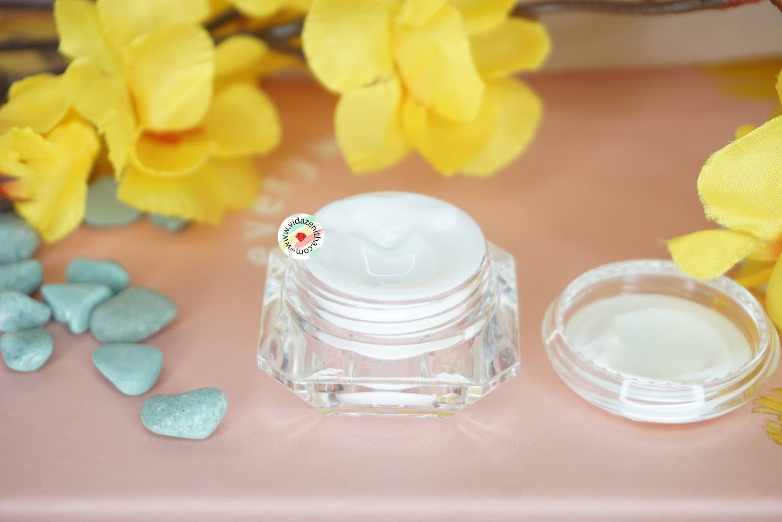review ebright skin luminous day cream
