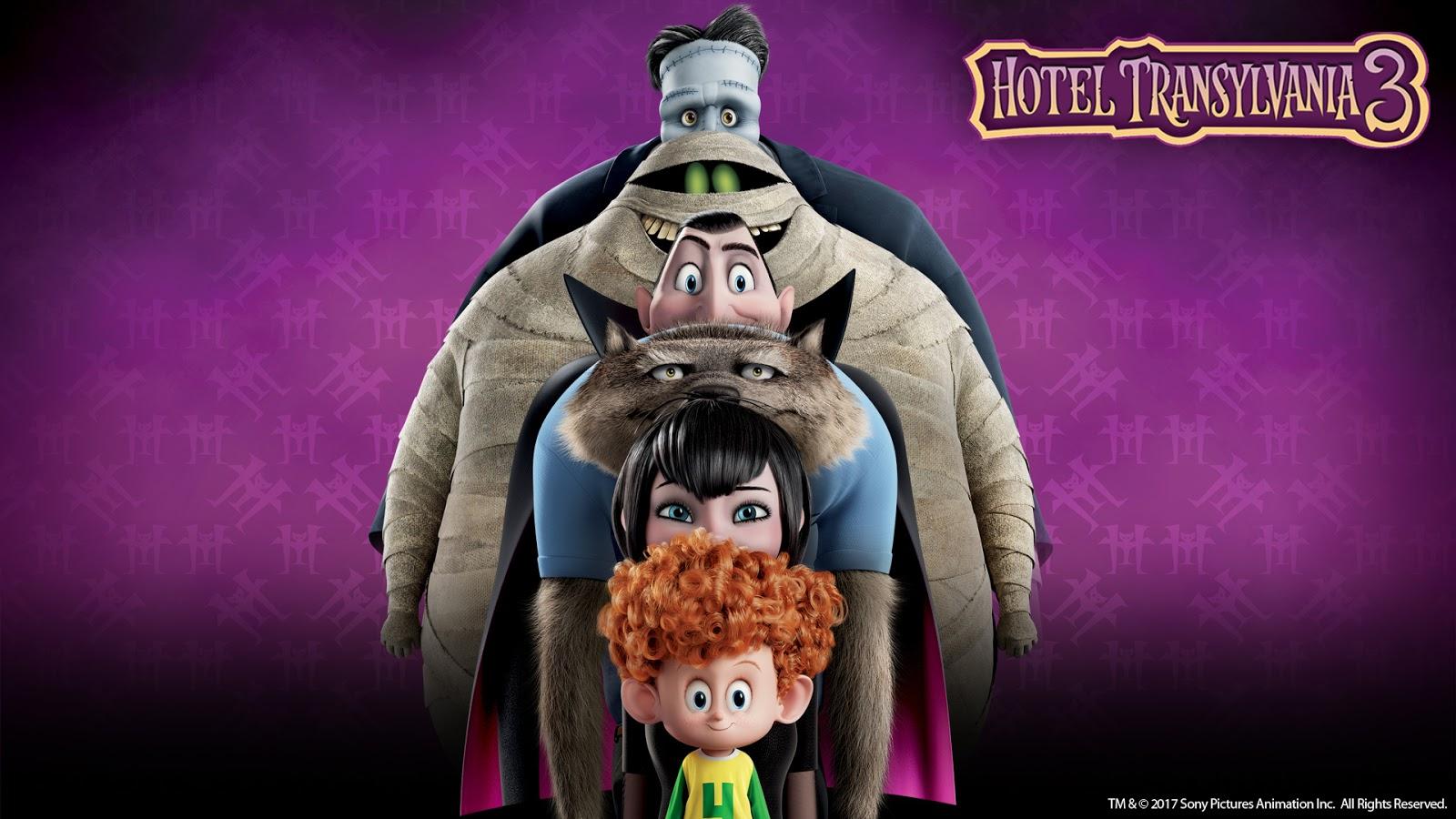 Hotel Transylvania 3 Summer Vacation >> El Script también cuenta: Tráiler 'Hotel Transylvania 3'
