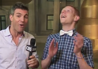 Big Brother 15 Backyard Interview with Andy Herren