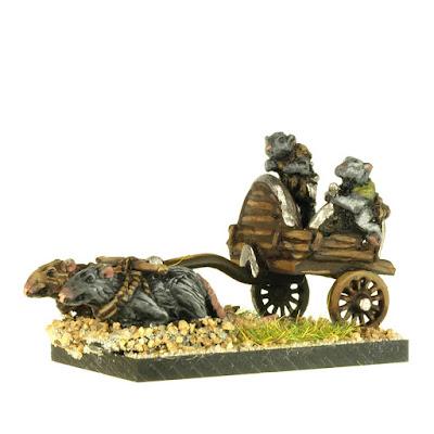 FRM601 Ratmen Chariots