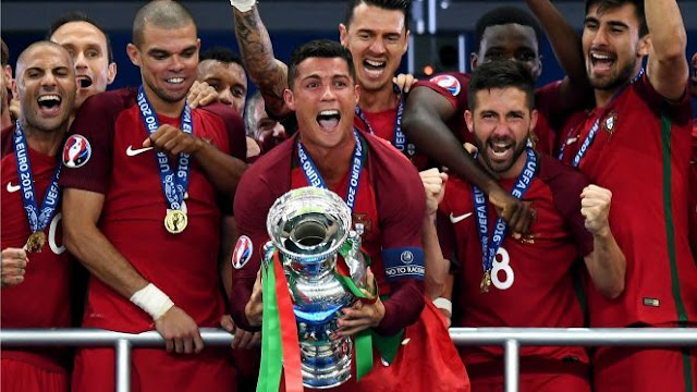 Portugal Win France 1-0 To Become Euro 2016 Championship