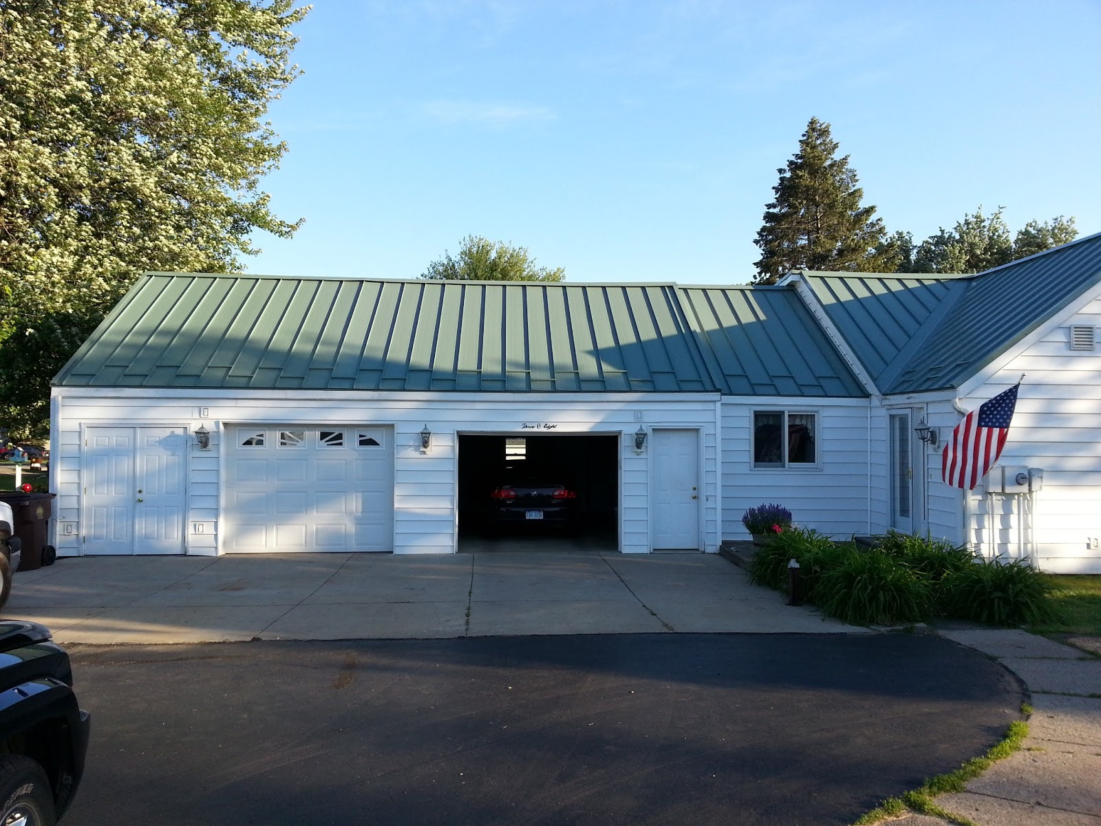 Metal Roofs Of Michigan Vernon Metal Roofing