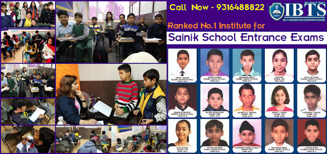 Sainik School School Coaching in Chandigarh