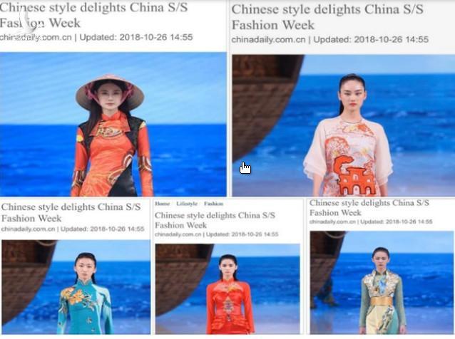 Sau Biển Đông, Trung Quốc muốn chiếm luôn áo dài, nón lá của Việt Nam